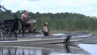 Texas Game Wardens are key when natural disasters strike. A special airboat training session this week is helping sharpen their skills.