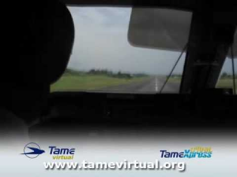 Flight Macas Quito Ecuador Embraer 120 TAMEXpress PART 2