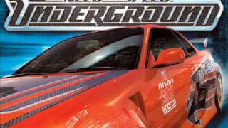 Game Music - Need For Speed Underground / Get Low.