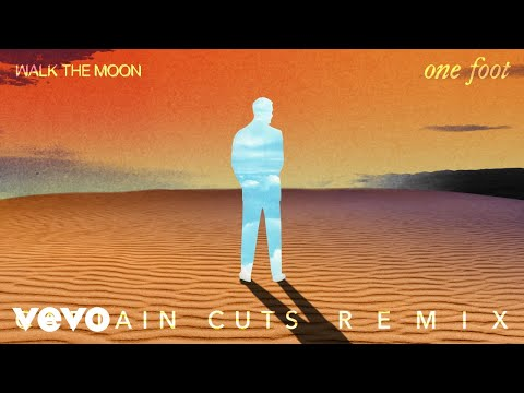 Video WALK THE MOON - One Foot (The Captain Cuts Remix (Audio)) download in MP3, 3GP, MP4, WEBM, AVI, FLV January 2017