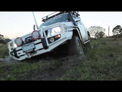 Pat Callinan's 4x4 Adventures -  NSW North Coast by 4X4 Trailer