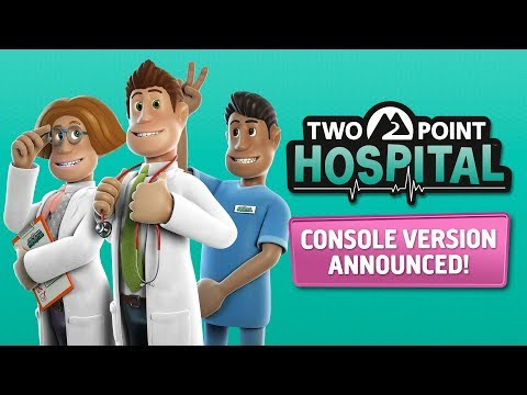 Two Point Hospital - Coming to Console - Trailer FRE de Two Point Hospital
