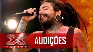 Video Paulo Rocha confundiu e conquistou | X Factor BR MP3, 3GP, MP4, WEBM, AVI, FLV Oktober 2017
