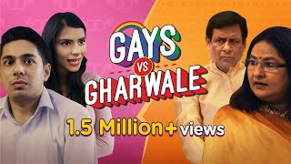 Video Gays Vs Gharwale   Indian Parents on Gay Children   Funny Short Film   Valentine's Day Special MP3, 3GP, MP4, WEBM, AVI, FLV Maret 2019