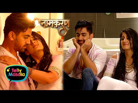 Avni And Neil BATHTUB Romance | Naamkaran | ना