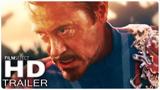 Video AVENGERS INFINITY WAR Extended Trailer (2018) MP3, 3GP, MP4, WEBM, AVI, FLV Mei 2018