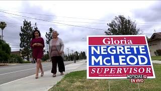 McLeod candidata al puesto de Supervisor en San Bernardino- Noticias 62 - Thumbnail