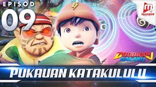Video BoBoiBoy Galaxy EP09 | Katakululu's Hypnotic MP3, 3GP, MP4, WEBM, AVI, FLV Juni 2017