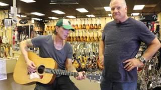 <b>John Rzeznik</b> Signs 5 Guitars At Normans Rare Guitars