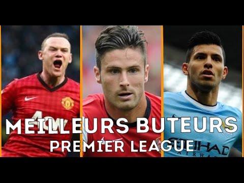 Le Top 10 des buteurs de Premier League en activité