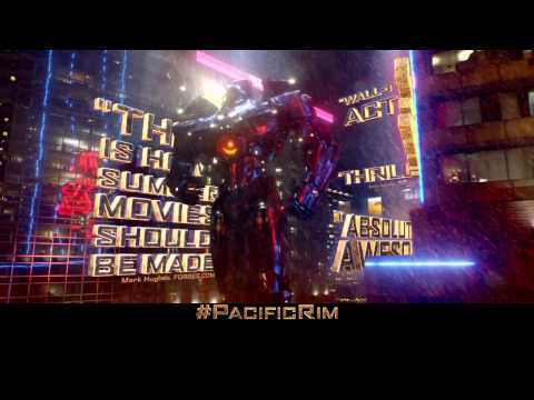 Pacific Rim Pacific Rim (TV Spot 'Review 2')