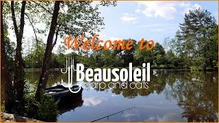 Beausoleil France  city pictures gallery : Carp Fishing in France: A brief tour of the Beausoleil venue