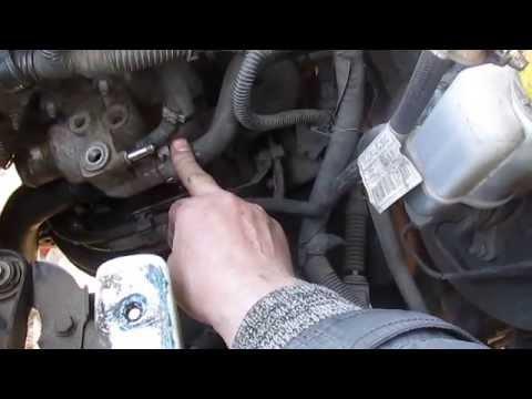 Замена термостата саманд своими руками 70