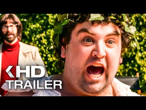 A FUTILE & STUPID GESTURE Trailer (2018) Netflix