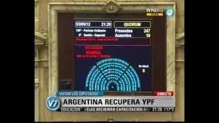Nonton Visión Siete: Argentina recuperó YPF Film Subtitle Indonesia Streaming Movie Download