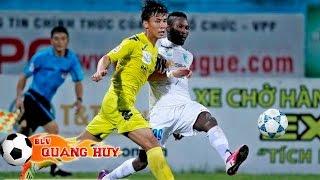 V-League 2015: Thanh Hóa Vs Hà Nội T&T | Highlight, công phượng, u23 việt nam, vleague