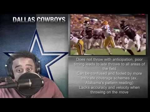 Dak Prescott  Dallas Cowboys Scouting Report HD