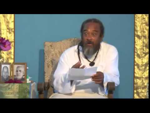 Mooji Video: How to Overcome Your Own Projections and Fears