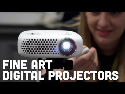 Fine Art Digital Projectors - Artograph