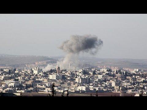 Συρία: Αεροπορικά χτυπήματα δυτικά του Χαλεπίου – Παραβιάζεται η παύση των εχθροπραξιών