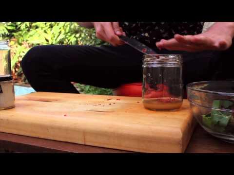 Episodio 2: Ensalada de Higos con Fleur de Sel y Pink Peppercorns; Salt Traders Costa Rica