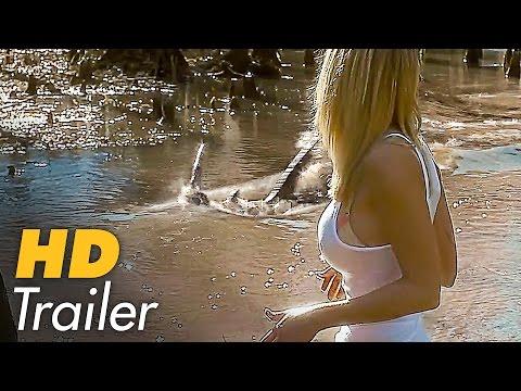 SHARKANSAS WOMENS PRISON MASSACRE - Trailer (2015) Horror Trash