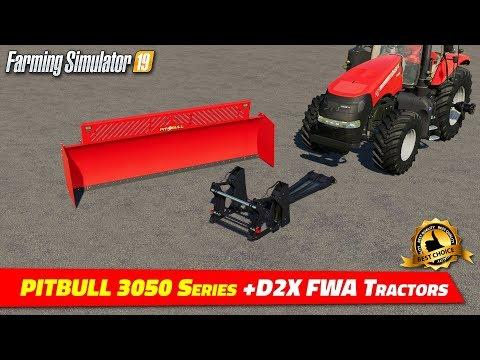 Pitbull Dozer Blades 3050 Series v1.0
