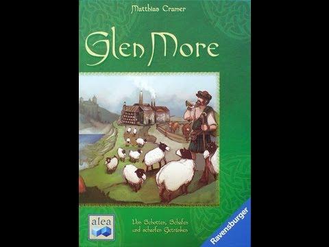 Glen More Review (видео)