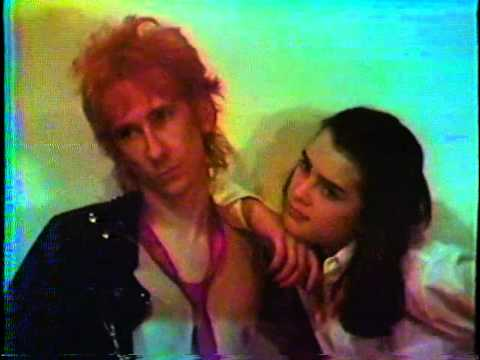 Talk Show - Brooke Shields & Stiv Bators