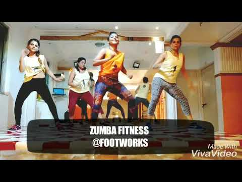 ZUMBA FITNESS @FOOTWORKS WITH ZIN VISHLESHA