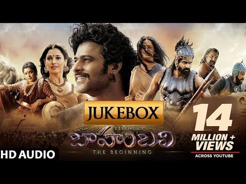 Baahubali - The Beginning Songs Jukebox | Prabhas, Anushka Shetty, Rana,Tamannaah | Bahubali Songs