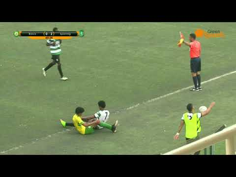 Edmilson Correia - Highlights @ Sporting da Praia