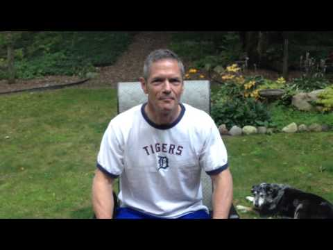 Mark Schauer Takes The Ice Bucket Challenge