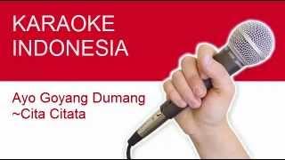 Video Karaoke Goyang Dumang Tanpa Vokal Cita Citata Lirik No Vocal MP3, 3GP, MP4, WEBM, AVI, FLV Juli 2018