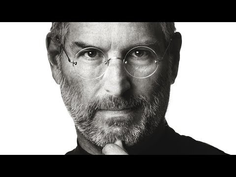 The light Albert Watson shapes - the story behind the image of Steve Jobs (видео)