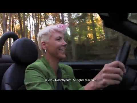2013 MINI Cooper Cabriolet Review with Emme Hall by RoadflyTV