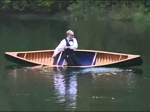 Freestyle Canoeing