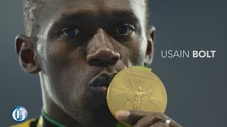 AUGUST 13: 2017: A look back Usain Bolt's golden moments.
