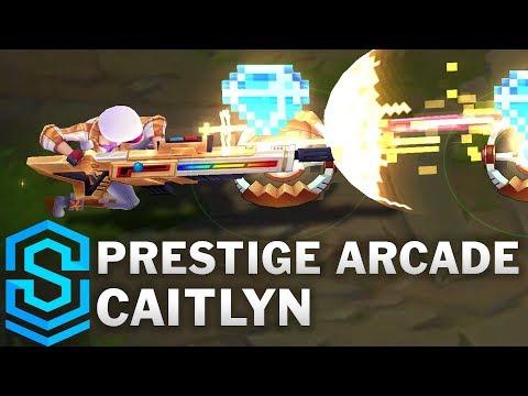 Caitlyn Giả Lập Hàng Hiệu - Prestige Arcade Caitlyn