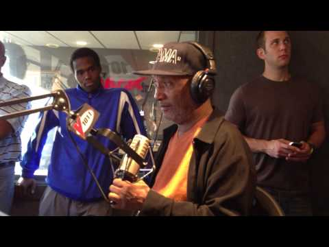 Paul Mooney Joins Big Al's Comedy Club pt.1