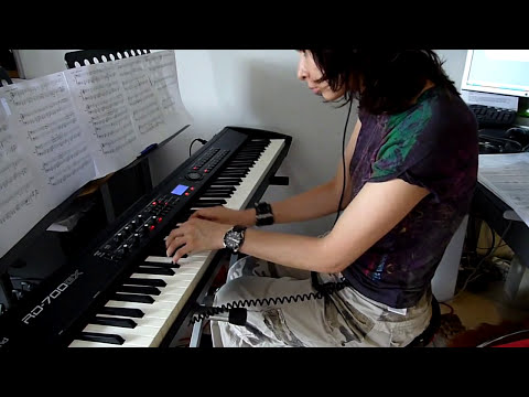 Puscifer - Momma Sed - piano cover [HD] Video