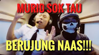 Video MURID PILOT SOK TAHU BERUJUNG NAAS - CRASH!! ft Om Moto Mobi TV MP3, 3GP, MP4, WEBM, AVI, FLV Juni 2019