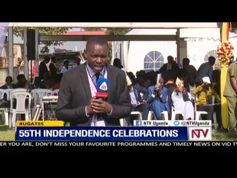 NTV Uganda Livestream (видео)