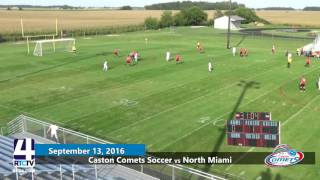 Caston Soccer vs North Miami Warriors