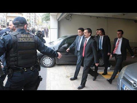 Πολιτικό άσυλο και σε τρίτο Τούρκο στρατιωτικό