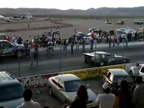 Jet Funny Car  loco treviño en chihuahua