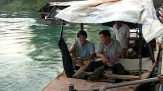 Ban Keun Laos  city pictures gallery : Ferry at Ban Keun, Laos 02