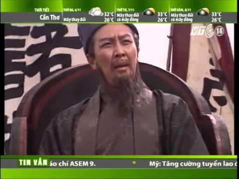 """[Clip] - Tài """"chém gió"""" của Khổng Minh"""