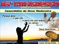 Gerson Rufino - Congresso Madureira - Cantor Gerson Rufino