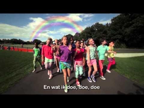 Kinderen voor Kinderen - Hallo Wereld  - TEKST - ondertiteld